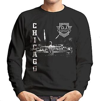 DJ International Chicago Live Men's Sweatshirt