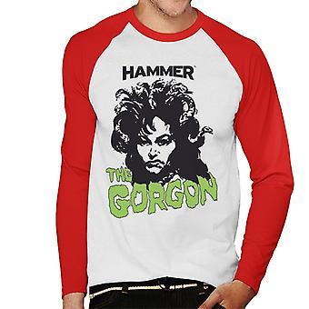 Marteau le Gorgon 1964 affiche de baseball à manches longues T-Shirt homme