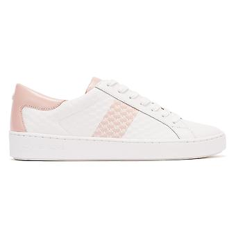Michael Kors Colby Womens White / Pink Trainers