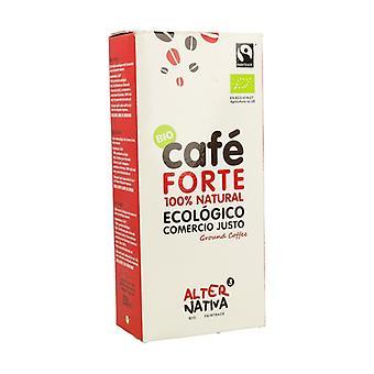 Jauhettu forte kahvi reilu kauppa 250 g