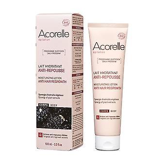 Crema hidratante anti-crecimiento del pelo 100 ml de crema