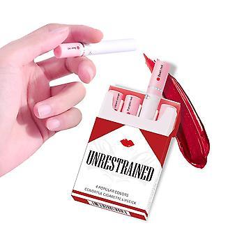 Cigarette Design, Long Lasting And Waterproof Lipstick
