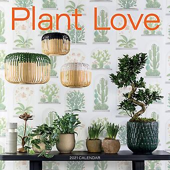 2021 Plant Love Wall Calendar by Workman Calendars
