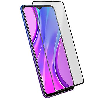 Screen protector for Xiaomi Redmi 9S/9 Pro/9 Pro Max Tempered Glass - Black