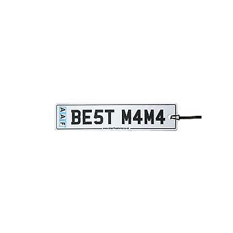 AAF - Best Mama License Plate Car Air Freshener