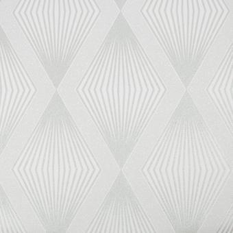 Julien Macdonald Chandelier Silver Geometric Glitter Geo Wallpaper