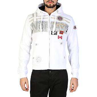 Geographical norway men's fixed hood sweatshirt