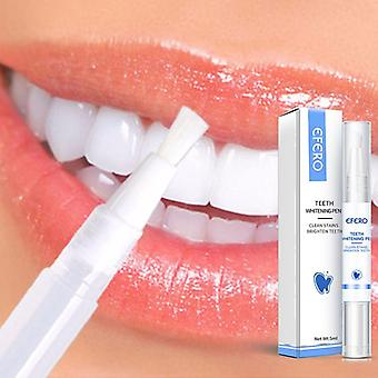Teeth Whitening Pen Cleaning Serum - Remove Plaque Stains Dental Tools Whiten Teeth Oral Hygiene