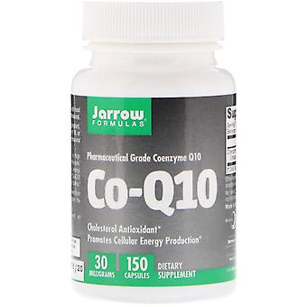 Formules Jarrow, Co-Q10, 30 mg, 150 Capsules
