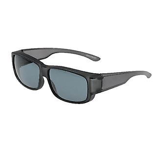 Sunglasses Unisex grey with grey lens VZ0009C