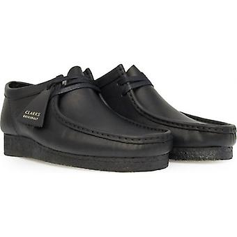Clarks Originals Leather Wallabee Shoes
