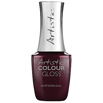 Kunstnerisk farveglans indpakket i Mystery 2019 Gel Polish Collection - Lust In Time (2700239) 15ml