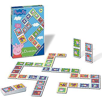 Ravensburger Peppa Pig Dominoes