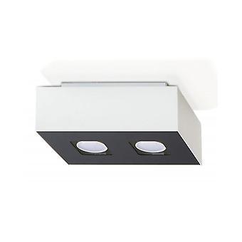 Plafond Mono 2 Valkoinen