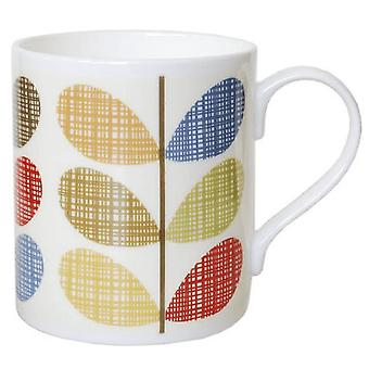 Orla Kiely Scribble Multi Stem Large Mug