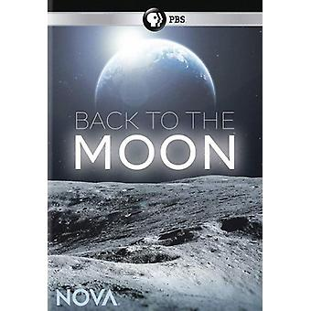 Nova: De vuelta a la luna [Blu-ray] Importación de EE.UU.