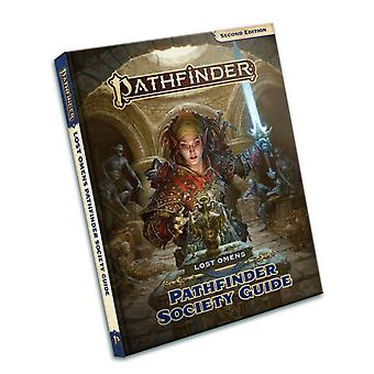Pathfinder Lost Omens Pathfinder Society Guide P2 by Staff & Paizo