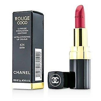 Rouge Coco Ultra Hydrating Lip Colour - # 424 Edith 3.5g or 0.12oz