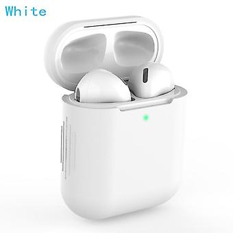 Silicone Protective Earphone Case For Apple Airpods 2/1 Cover