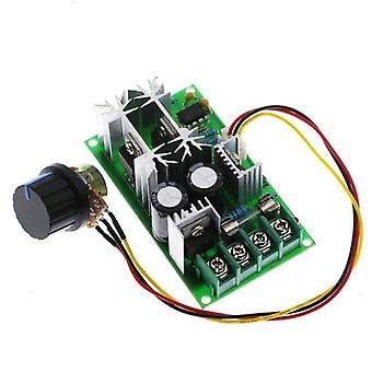 12v/24v/36v/48v/dc10-60v Dc Motor Speed Regulator High Power Drive Module Pwm Motor Speed Controller
