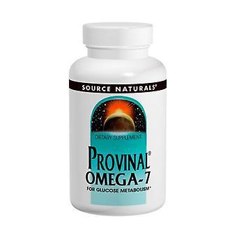 Source Naturals Provinal Omega-7, 90 Softgel
