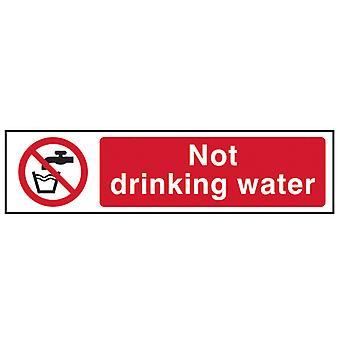 Scanare nu apă potabilă - PVC 200 x 50mm SCA5051