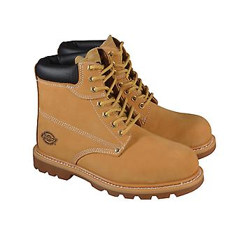 Dickies Cleveland Honey Super Safety Boots UK 6 Euro 40 DICCLEVE6H