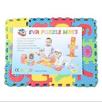 Nouveau puzzle de jeu, soft baby floor play enfants créent tapis de jouet