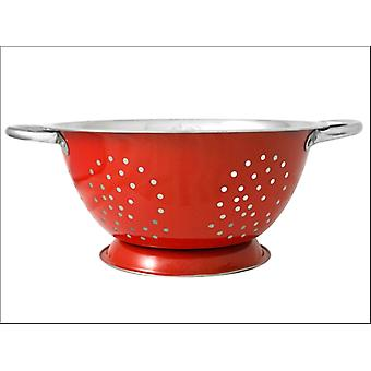 Zodiákus színek Colander Red 24cm 003062R