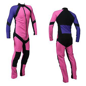 Freefly costume de parachutisme rose-violet se-09
