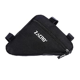 Bike Bag Front Tube, Waterproof Bicycle Triangle Pouch, Frame Holder