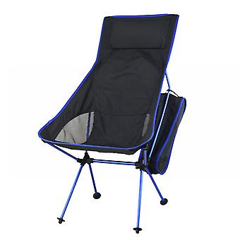 Portable Folding Beach Chair Ultralight Seats For Hiking Fishing Camping