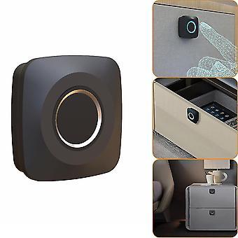 Fingerprint Padlock Battery Powered Keyless Digital Lock For Gym, School,