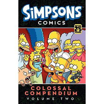 Simpsons Comics Colossal Compendium Vol 2 Deel 2