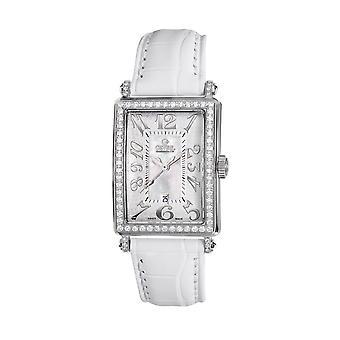 Gevril Women's 7249NL Mini Quartz Avenue of Americas Diamond Watch