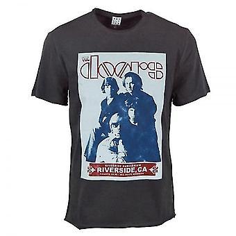 Amplified The Doors Riverside Mens T-Shirt