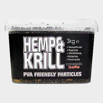 New Munch Hemp & Krill Particles 2.35lt Black