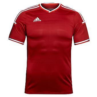 Adidas Condivo 14 Jersey Fotball Trening Casual T-skjorte Menns Rød F94648