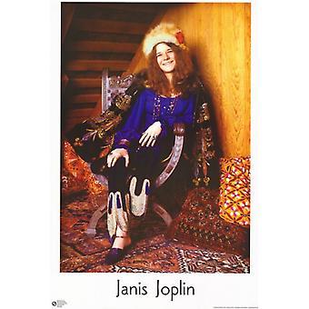 Janis Joplin film plakat Print (27 x 40)