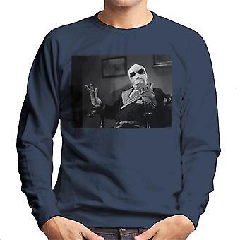 The Invisible Man Hands Up Men's Sweatshirt
