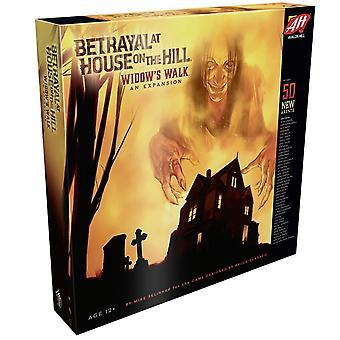Jeu de Betrayal At House On The Hill Widows Walk Expansion Board