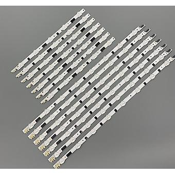 """רצועת תאורה אחורית LED 13 מנורה עבור סמסונג 40""""tv D2ge-400sca-r3 Ua40f5500"""