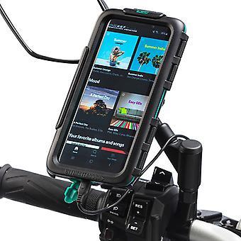 Motorola phone waterproof motorcycle scooter mount kit