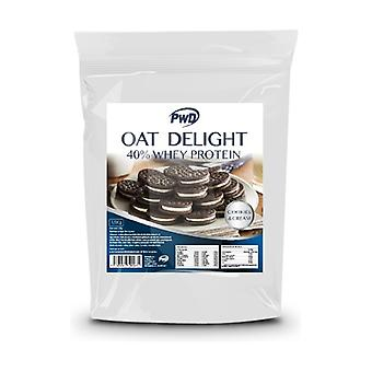 Oat Delight 40% Whey Protein Flavor cookie and cream 15 kg