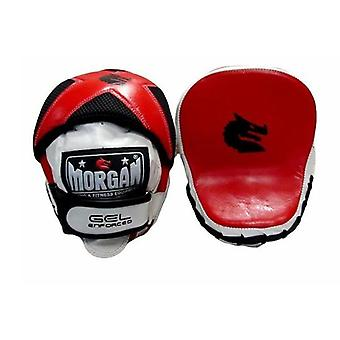 Morgan V2 Micro Gel Injected Leather Speed Pads Pair