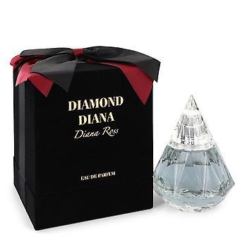 Diamond Diana Ross Eau De Parfum Spray By Diana Ross 3.4 oz Eau De Parfum Spray