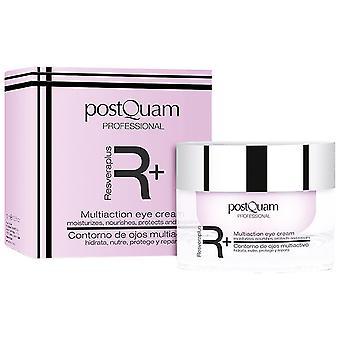 Postquam Multi-action eye contour Resveraplus 15 ml