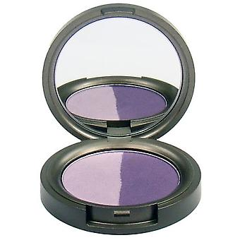 Beauty Without Cruelty Lidschatten Compact Mineral Duo Lila Leidenschaft