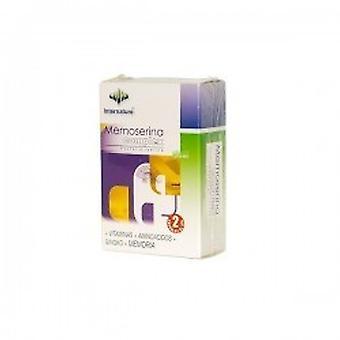 Internature Memoserine complex 60capsules internature