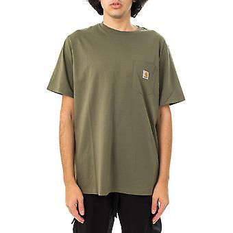 T-shirt homme carhartt wip s/s pocket t-shirt i022091.667